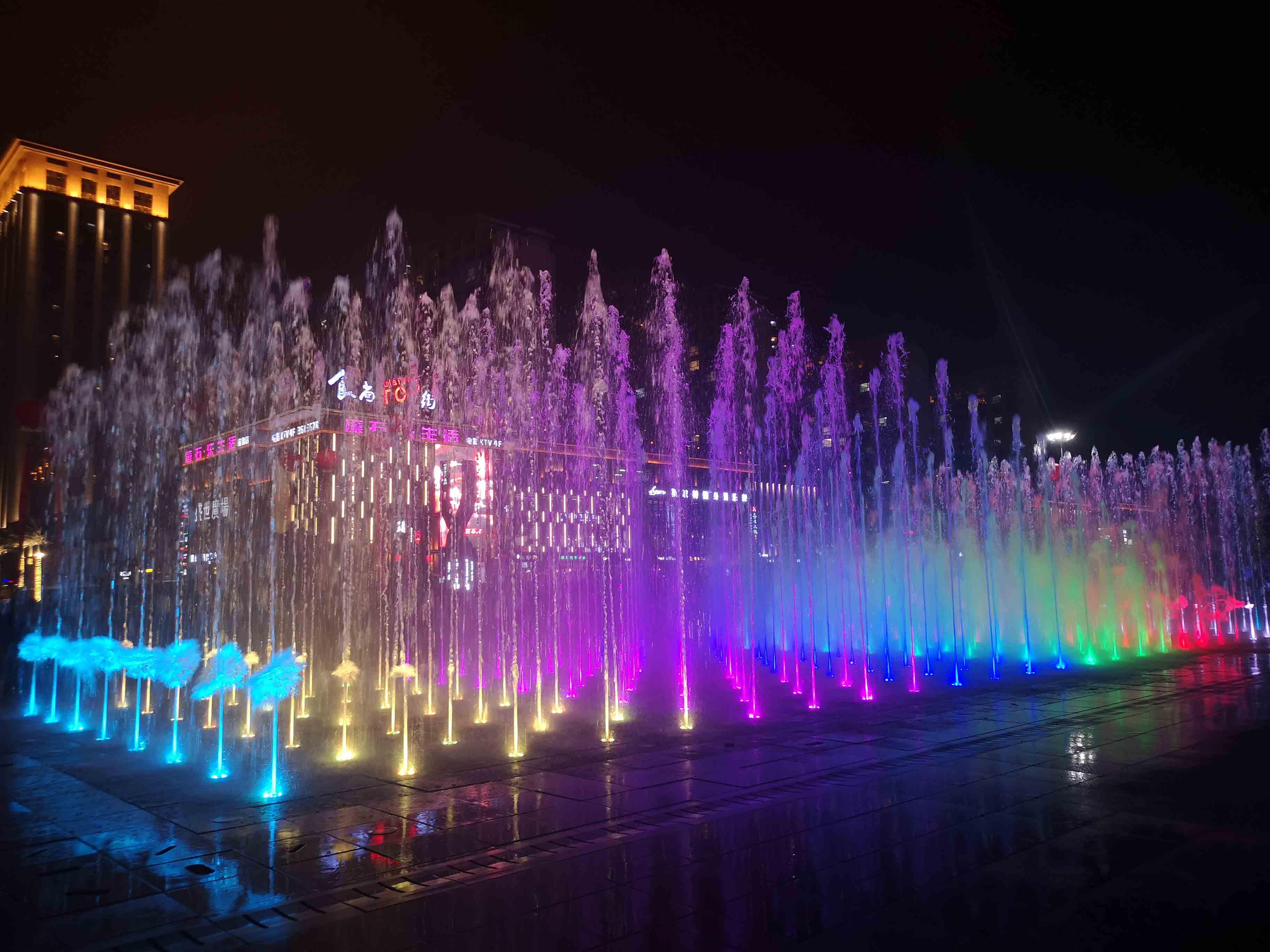 宝鸡轩苑盛世广场旱式音乐beplay体育在线工程