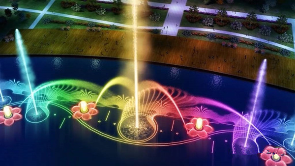 是景洪城又一个集休闲娱乐,文化交流,旅游观光为一体的新景点.